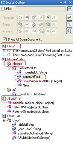 DX_SourceOutliner v1.3 Released: Support for VB.NET Modules!